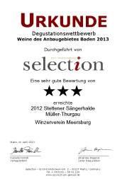 2012 Stettener Sängerhalde