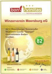 2012 Weisswein cuvee