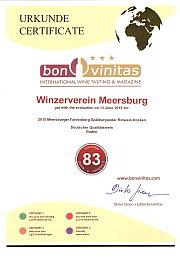 Meersburger Fohrenberg Spätburgunder Rotwein trocken