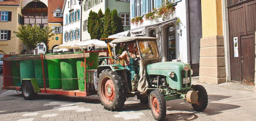 Der Winzerverein Meersburg am Bodensee