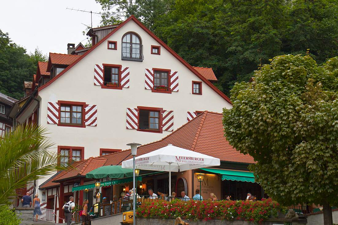 Die Winzerstuben in Meersburg