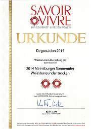 Weissburger trocken