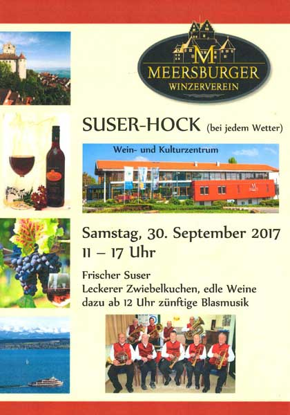 Winzerverein Meersburg Suserhock
