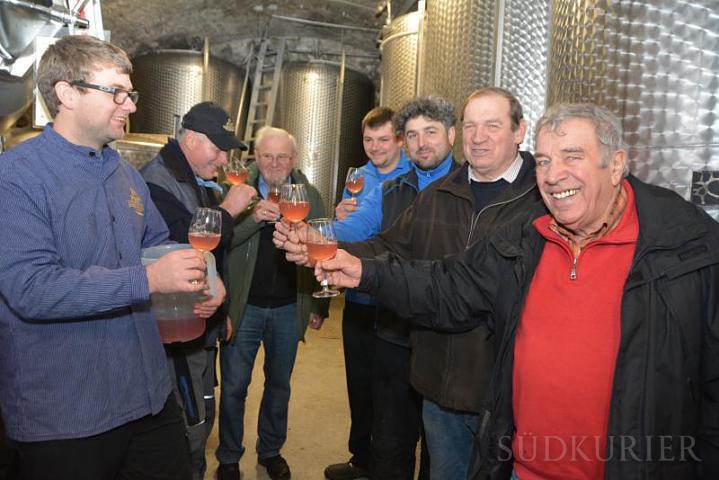 101 Bürger Meersburg Wein