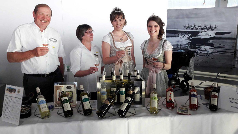 Erfolgreiche Bodensee Weinmesse im Dorniermuseum Friedrichshafen