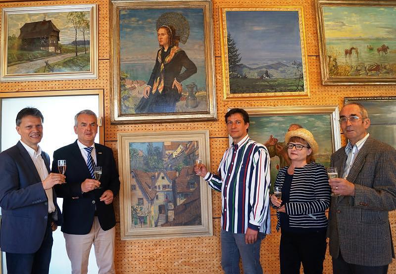 Ausstellung Hans-Dieter
