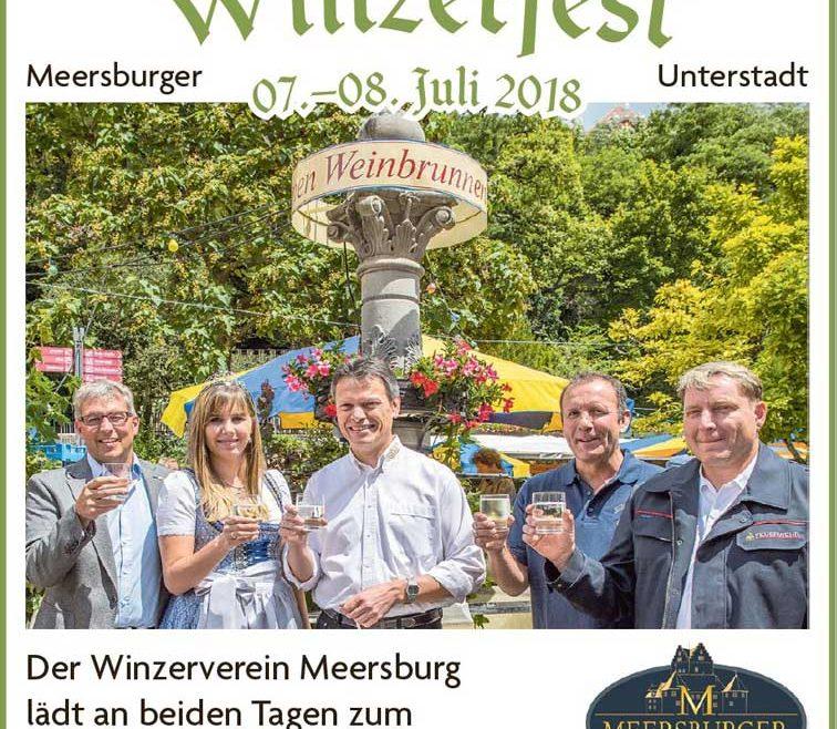 Meersburger Winzerfest 2018