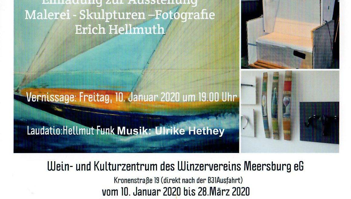 Erich Hellmuth Vernisage